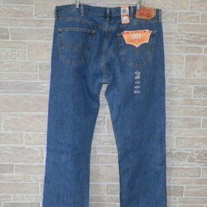 Vintage LEVIS 501 BUTTON FLY JEANS STRAIGHT